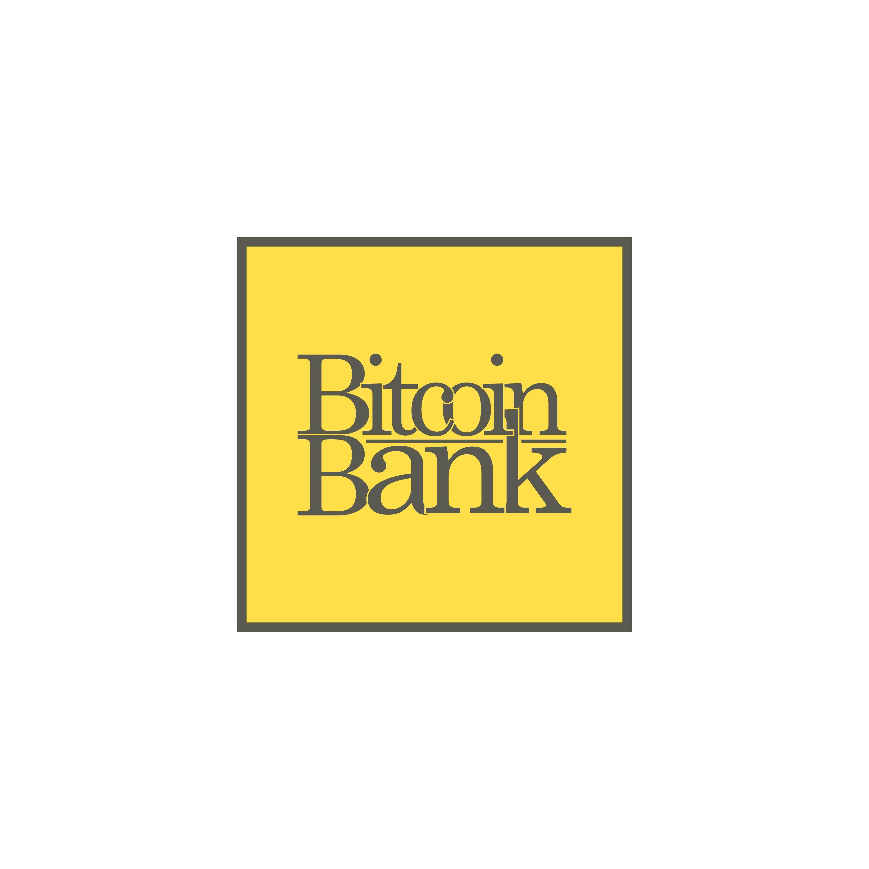 BitcoinBank - Логотип - дизайнер kislij_ya