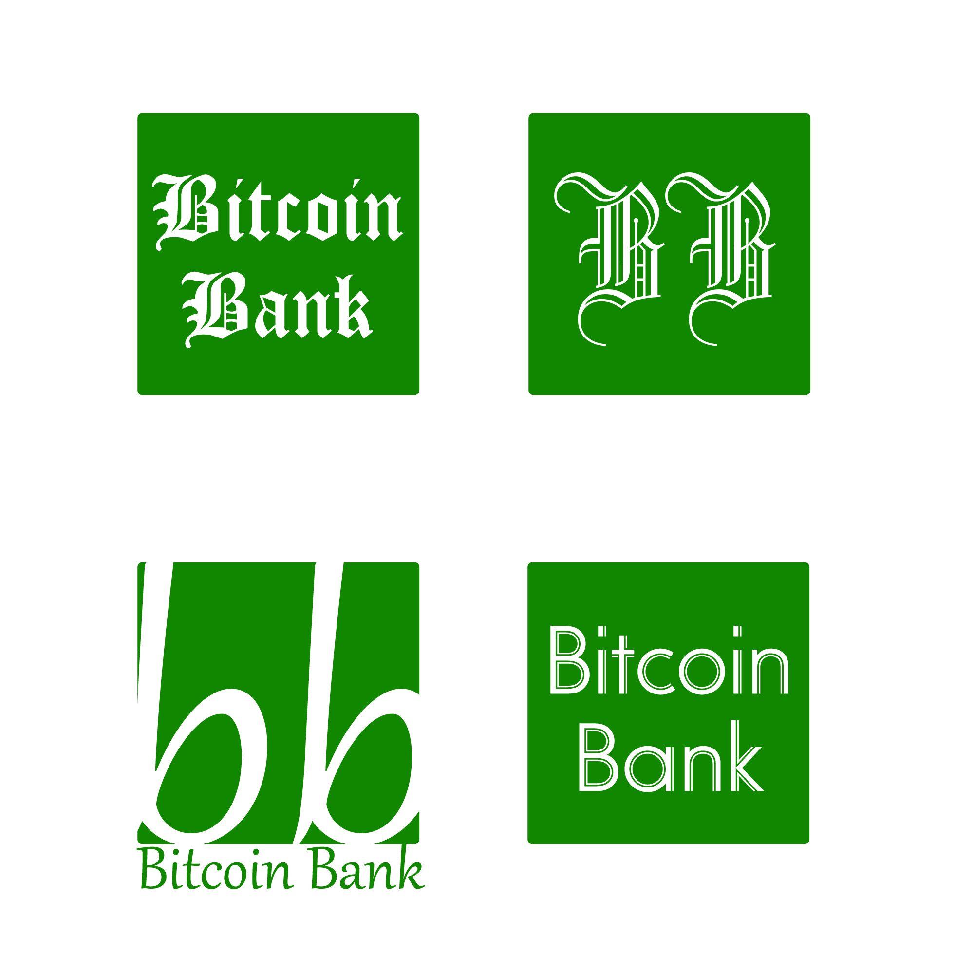 BitcoinBank - Логотип - дизайнер serkop