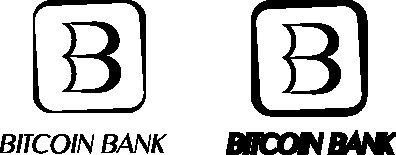 BitcoinBank - Логотип - дизайнер UF0