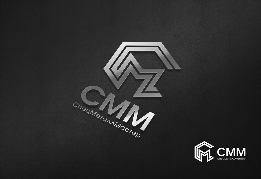 Логотип для металлургической компании - дизайнер mz777