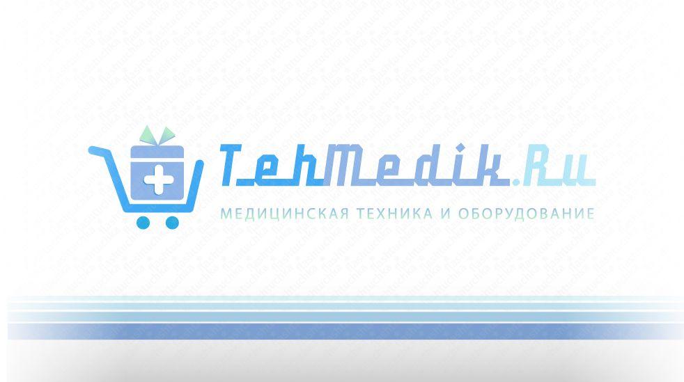 Логотип для интернет-магазина медтехники - дизайнер flashtuchka