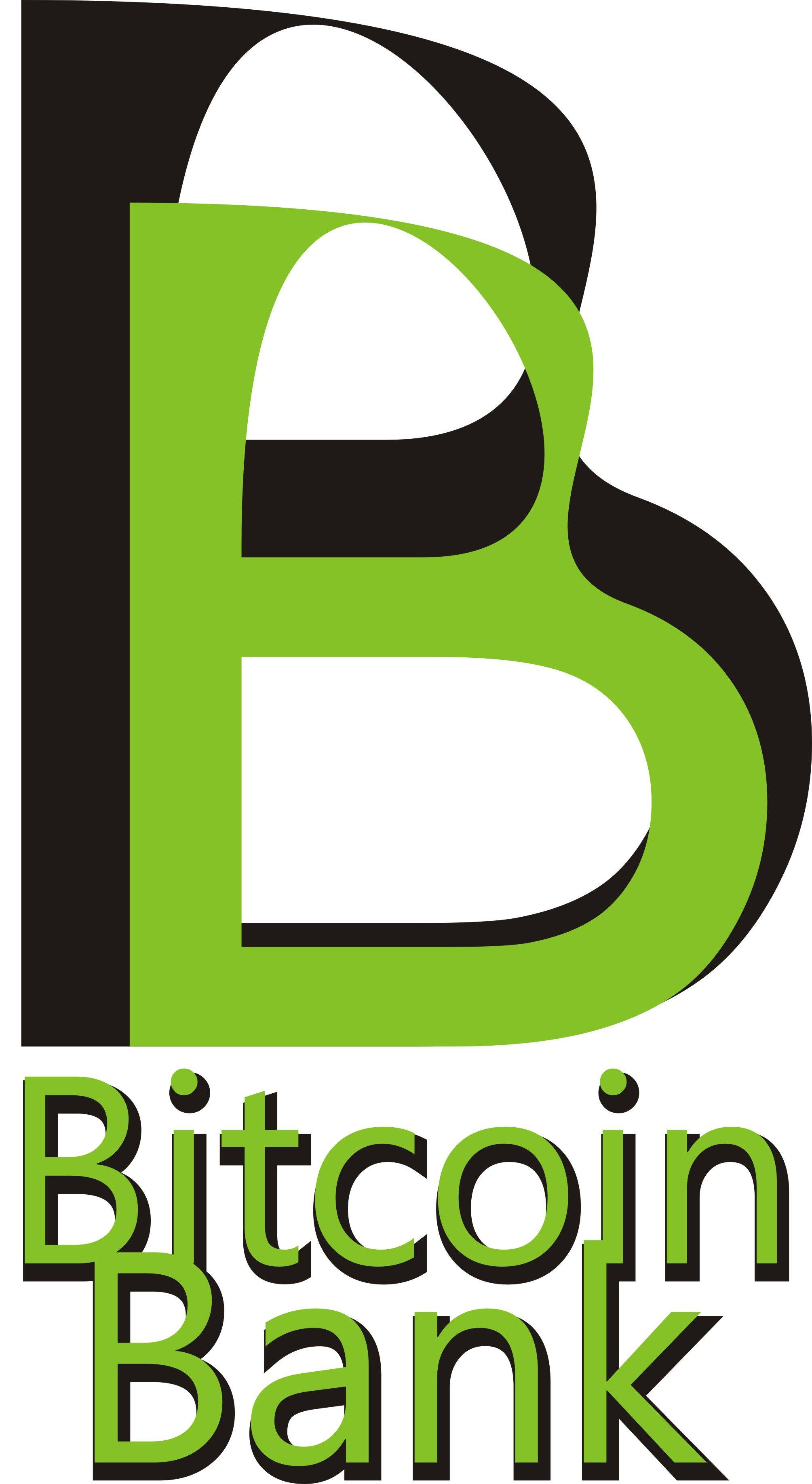 BitcoinBank - Логотип - дизайнер Tadana_88