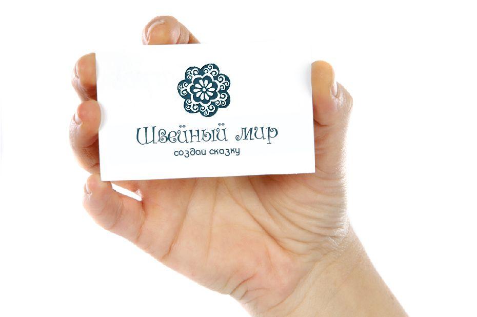 Логотип для ООО Швейный мир - дизайнер Twist_and_Shout