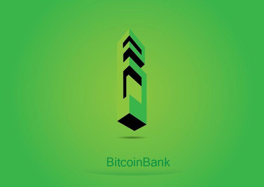 BitcoinBank - Логотип - дизайнер borabula