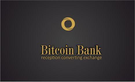 BitcoinBank - Логотип - дизайнер sv58