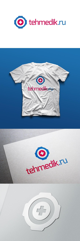 Логотип для интернет-магазина медтехники - дизайнер tutcode