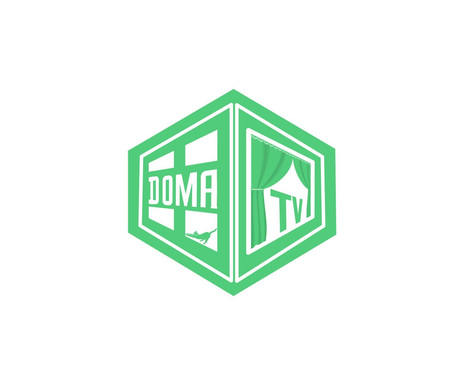 Логотип телеканала - дизайнер GrandMey