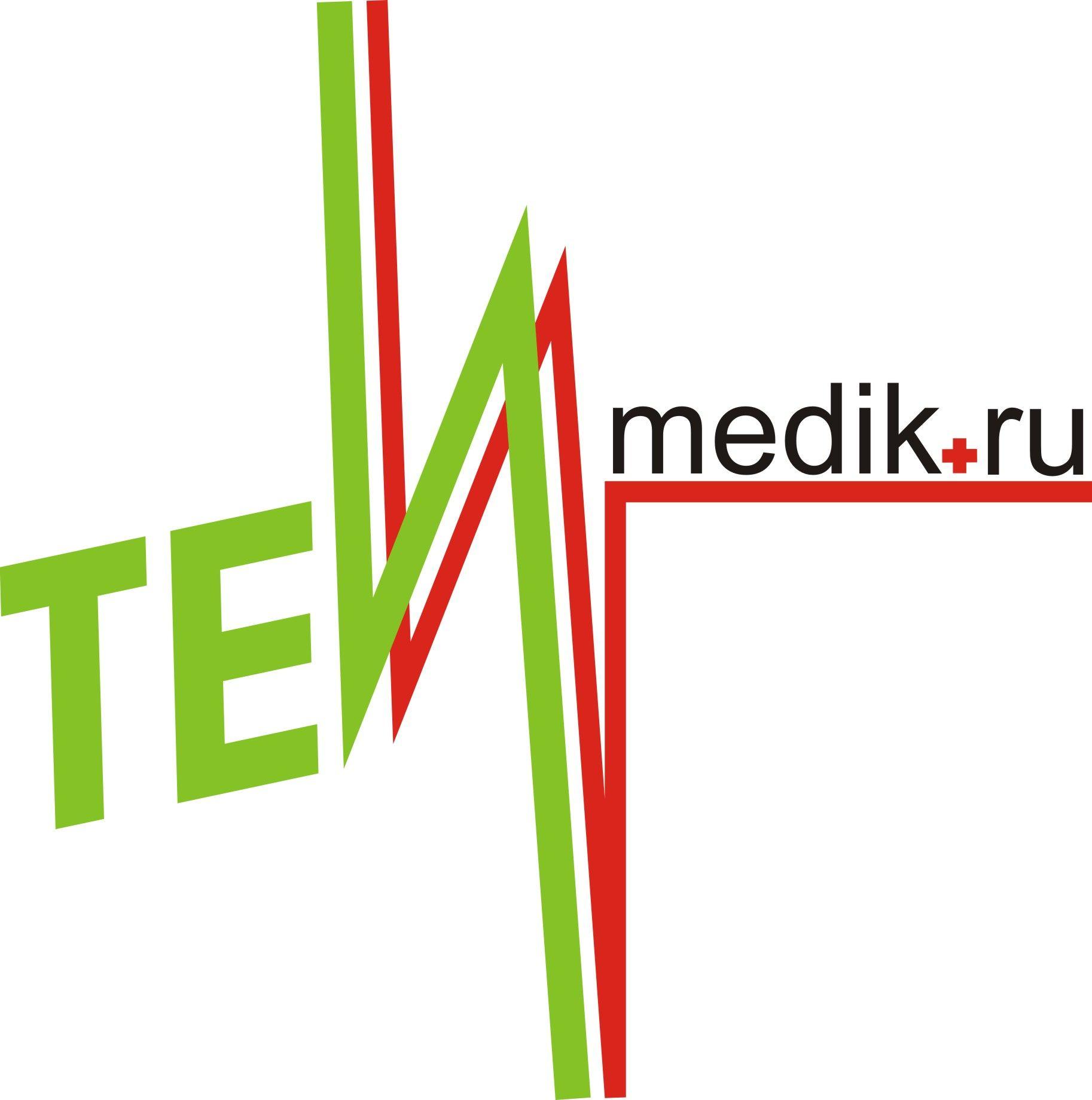 Логотип для интернет-магазина медтехники - дизайнер Tadana_88