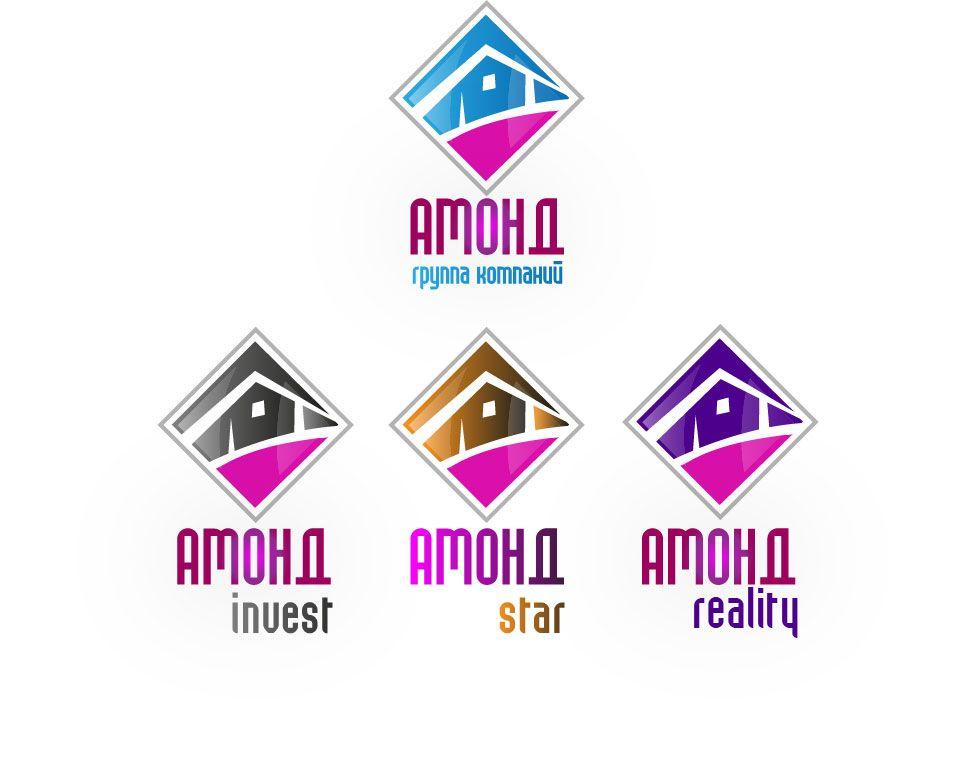 Логотип для группы компаний  - дизайнер djoniblack