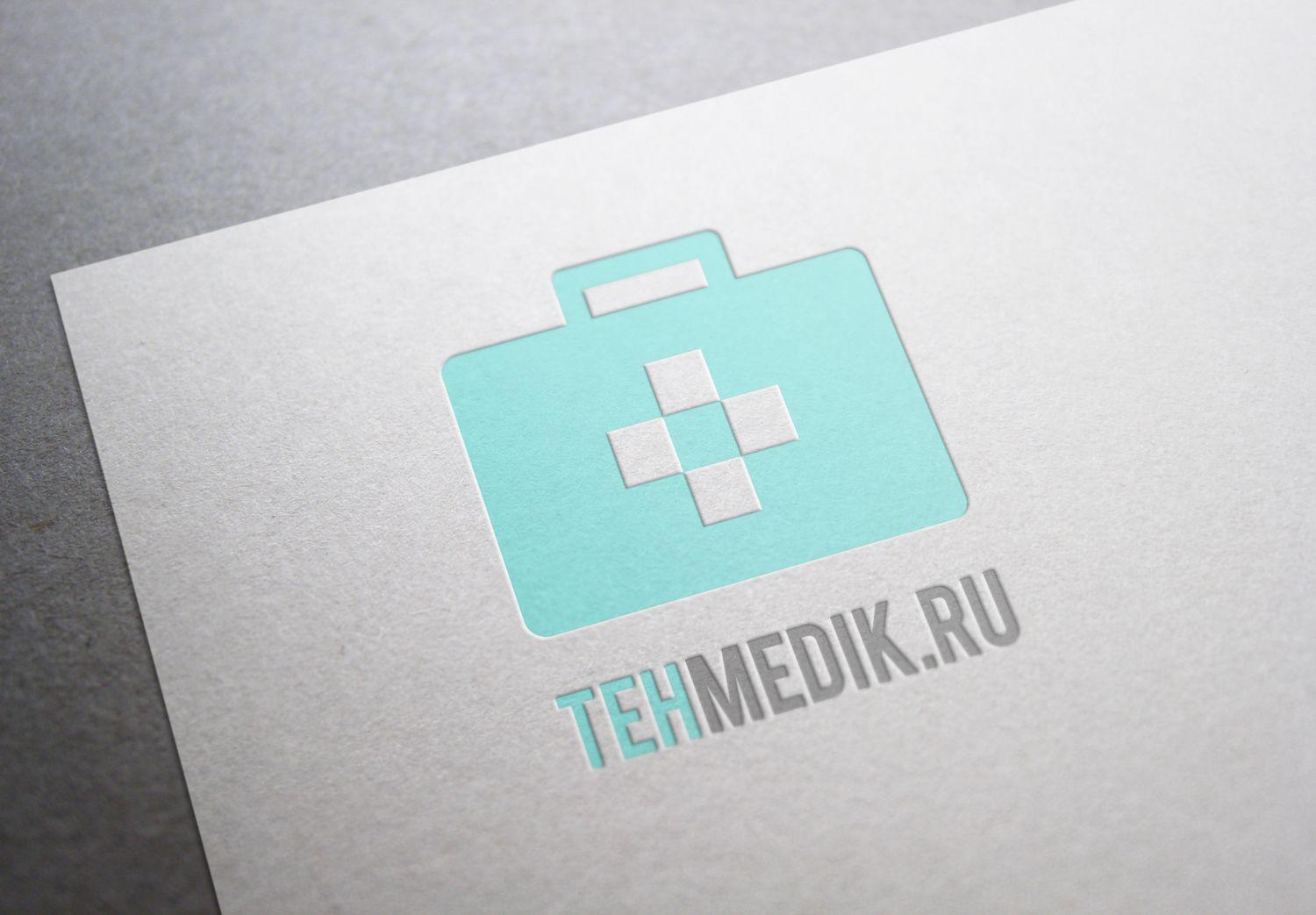 Логотип для интернет-магазина медтехники - дизайнер maker