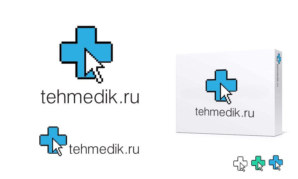 Логотип для интернет-магазина медтехники - дизайнер kolotova