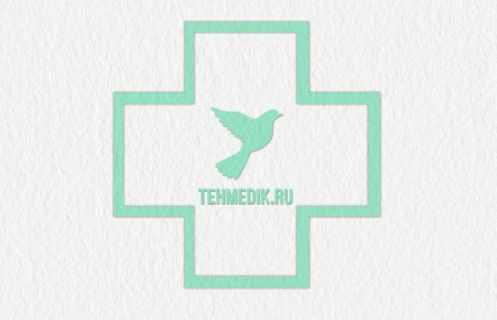 Логотип для интернет-магазина медтехники - дизайнер NataliShin