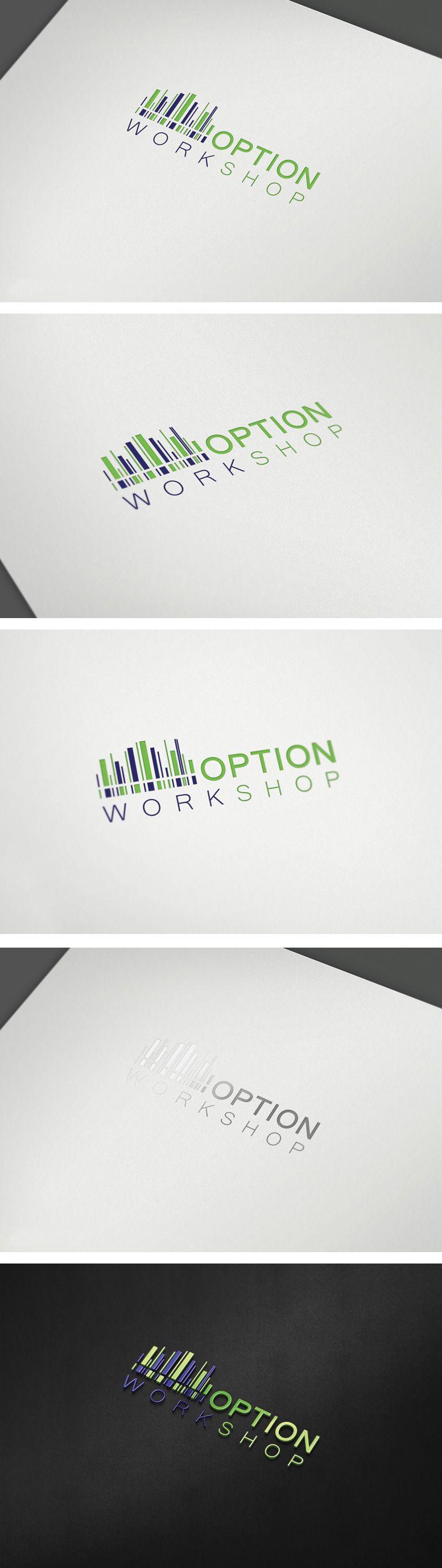 Логотип для программы - дизайнер GreenRed