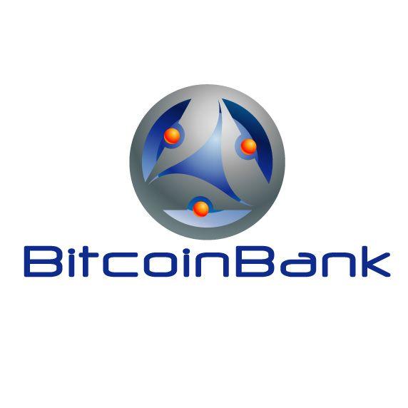 BitcoinBank - Логотип - дизайнер zhutol