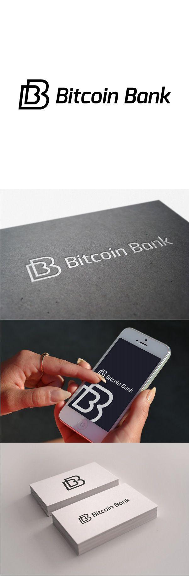 BitcoinBank - Логотип - дизайнер Jexx07