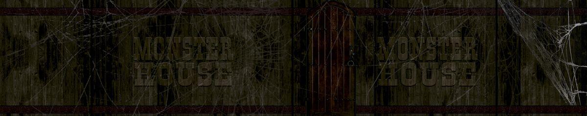 Рекламный баннер для комнаты страха - дизайнер nicchia