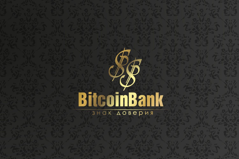 BitcoinBank - Логотип - дизайнер Doll