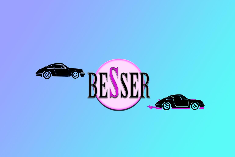 Логотип для тюнинг-ателье BESSER - дизайнер ShuherPishet