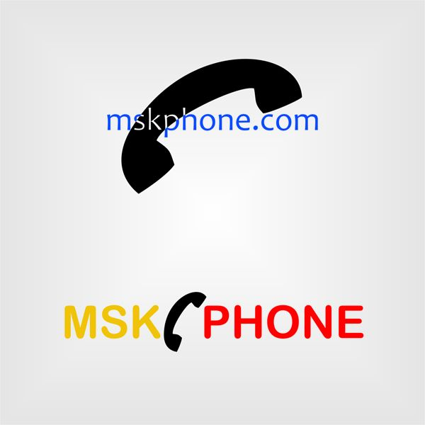Логотип для MSKPHONE - дизайнер nt_prizrak