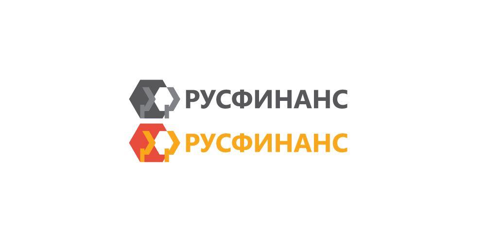 Логотип для Русфинанс - дизайнер laxe