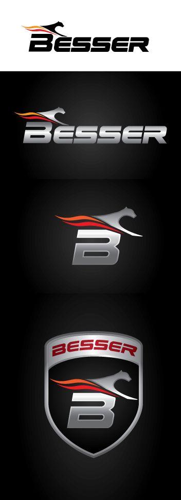 Логотип для тюнинг-ателье BESSER - дизайнер peps-65