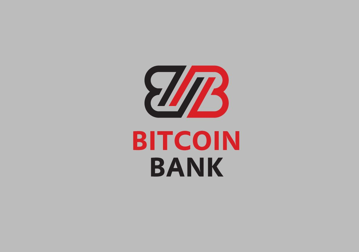 BitcoinBank - Логотип - дизайнер shamaevserg