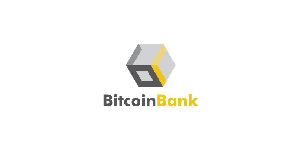 BitcoinBank - Логотип - дизайнер laxe