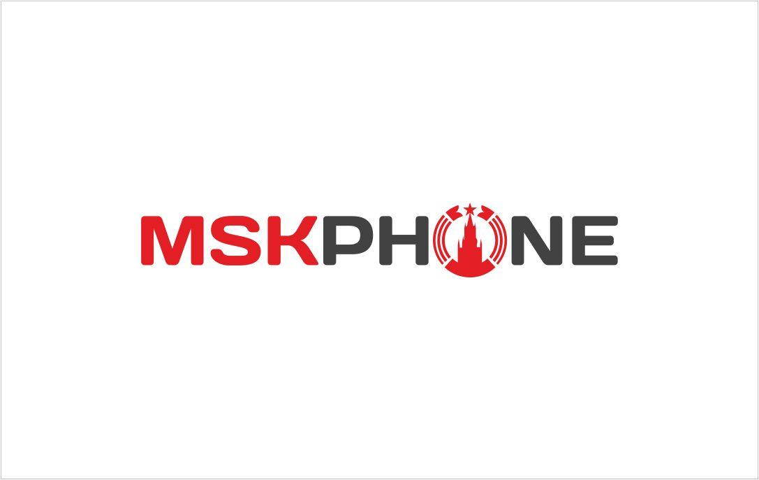 Логотип для MSKPHONE - дизайнер milatequila