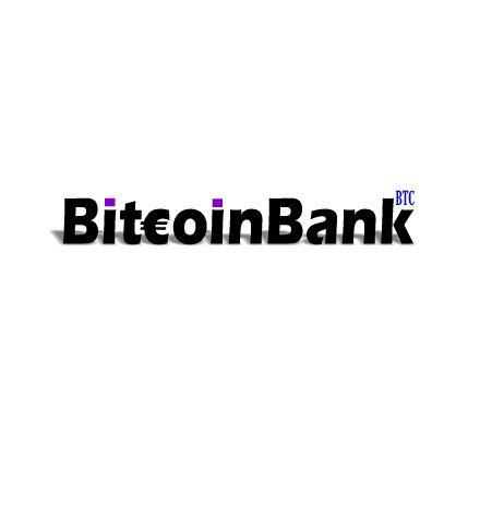 BitcoinBank - Логотип - дизайнер Rotveller