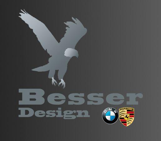 Логотип для тюнинг-ателье BESSER - дизайнер Telkar