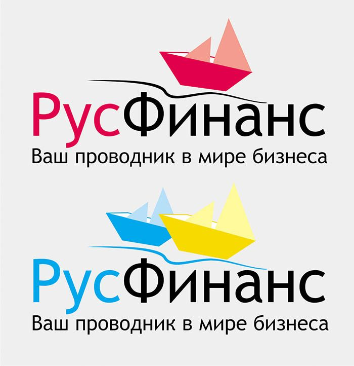 Логотип для Русфинанс - дизайнер Zmeya