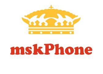 Логотип для MSKPHONE - дизайнер Viboxjuwin