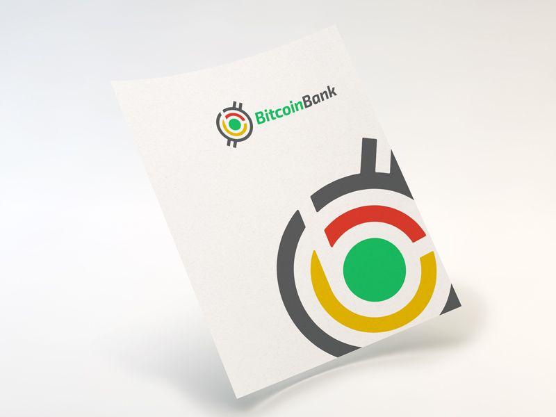 BitcoinBank - Логотип - дизайнер GRANDXX