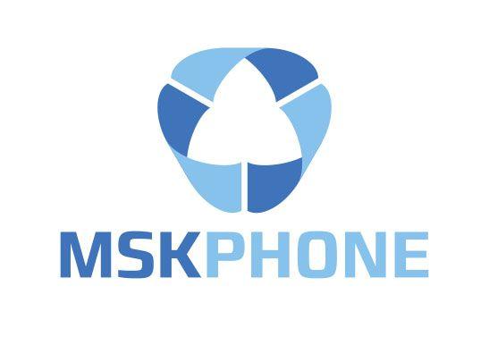 Логотип для MSKPHONE - дизайнер zhutol