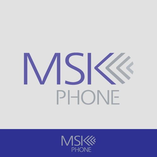 Логотип для MSKPHONE - дизайнер Unknown_RS