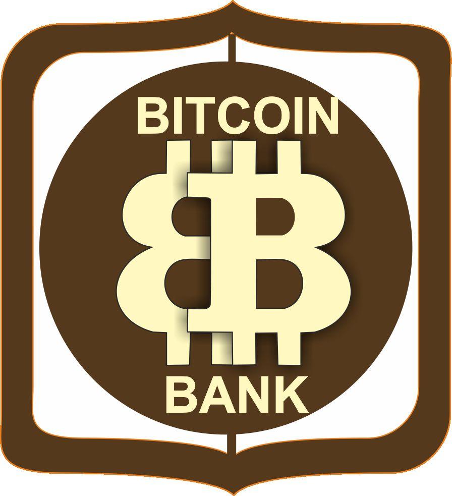 BitcoinBank - Логотип - дизайнер Cnjg-100P