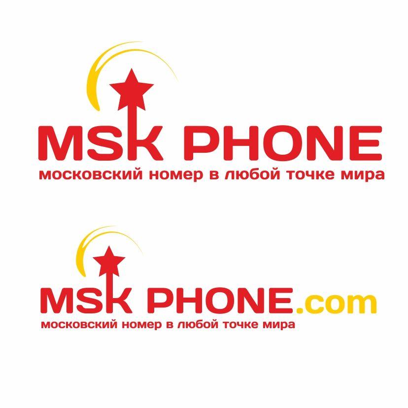 Логотип для MSKPHONE - дизайнер logo_julia