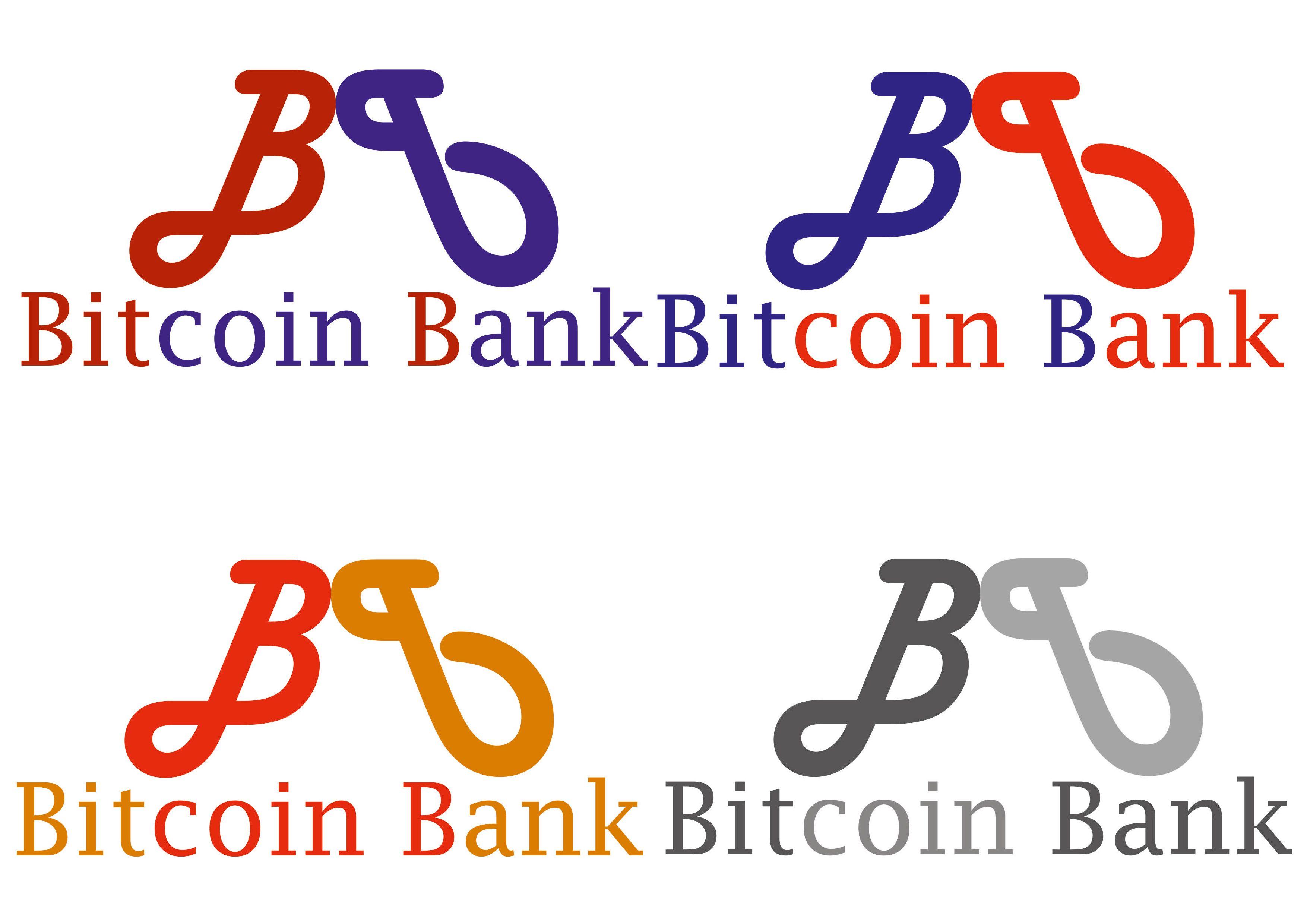 BitcoinBank - Логотип - дизайнер toster108