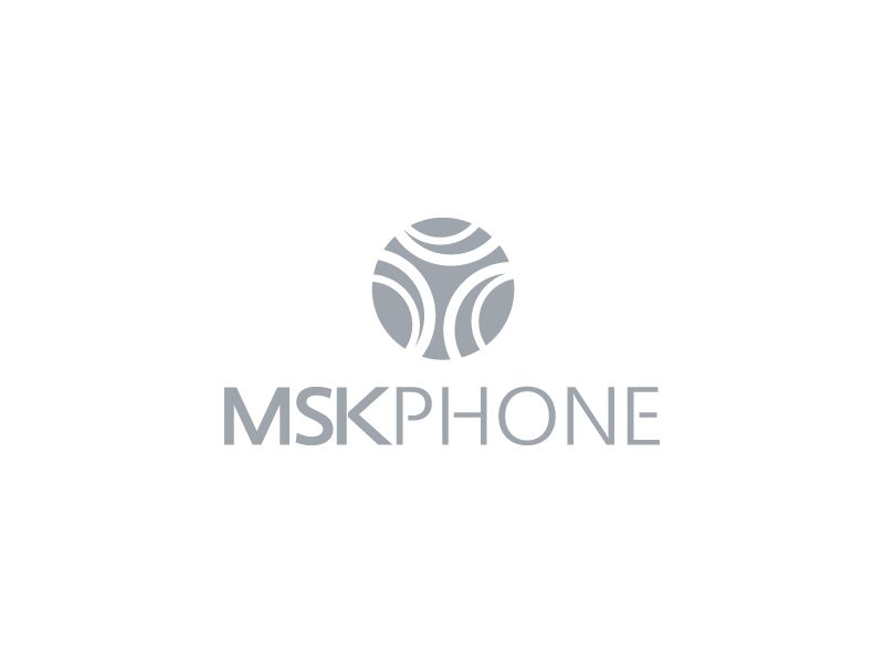 Логотип для MSKPHONE - дизайнер Unknown_RS