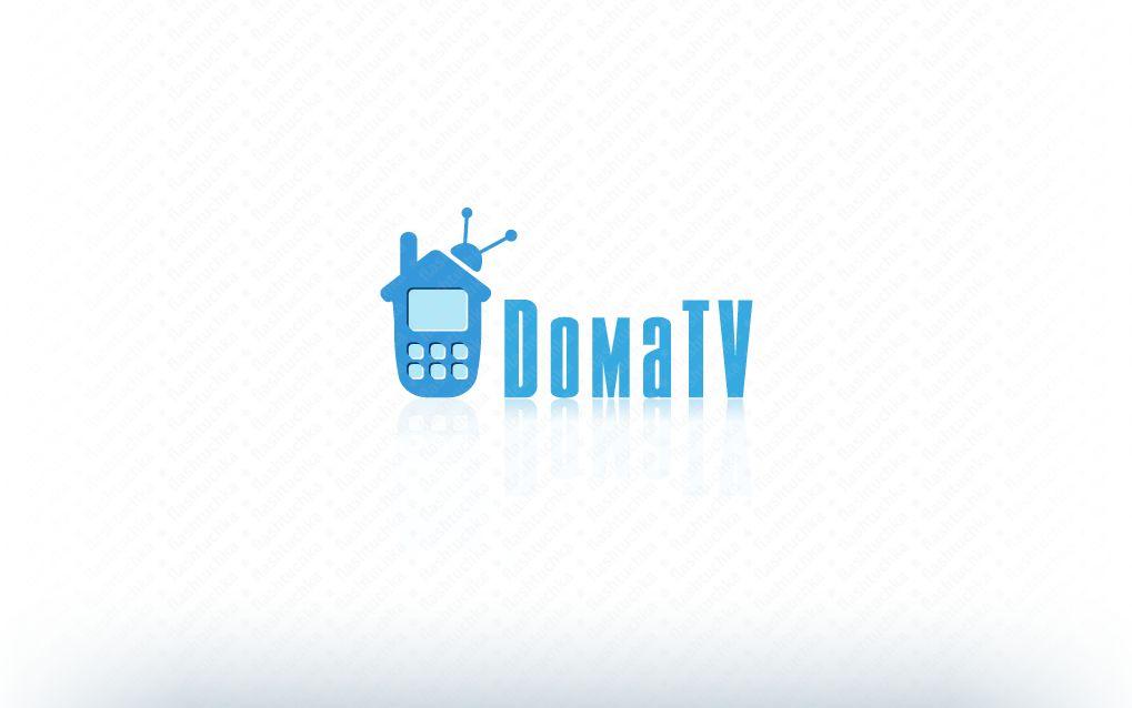 Логотип телеканала - дизайнер flashtuchka