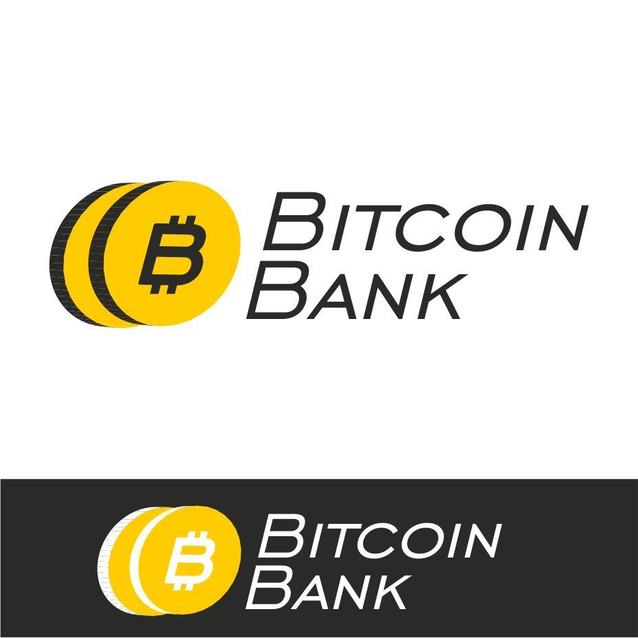 BitcoinBank - Логотип - дизайнер logo_julia
