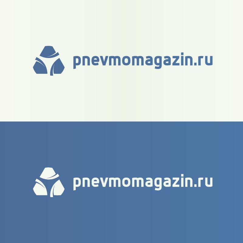 Логотип для магазина компрессорного оборудования - дизайнер v71