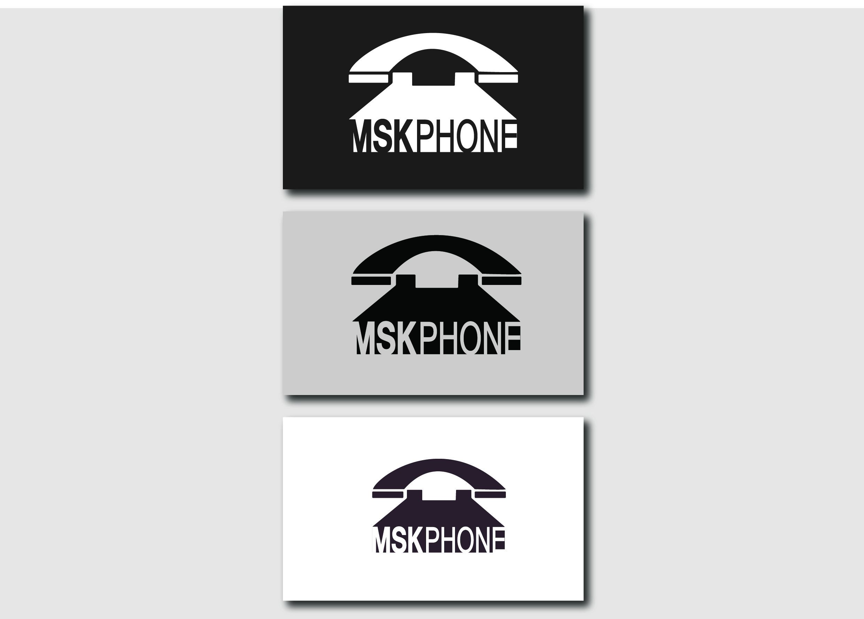 Логотип для MSKPHONE - дизайнер Maria1313