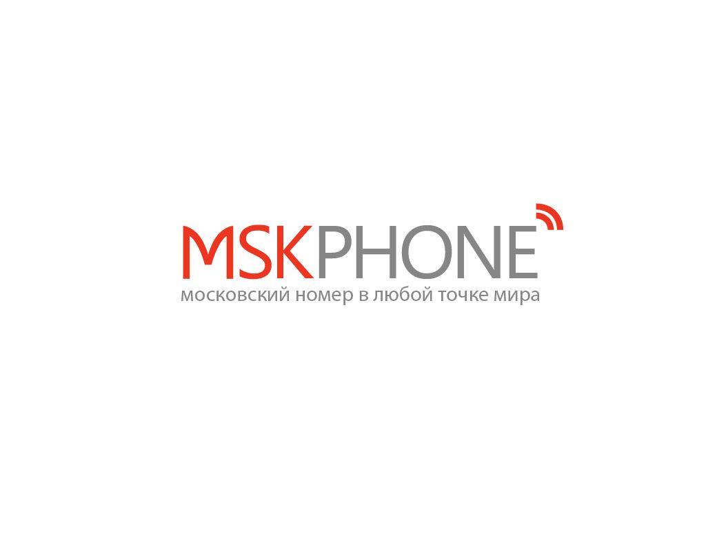 Логотип для MSKPHONE - дизайнер alex_q