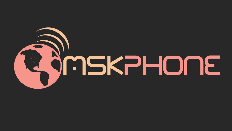 Логотип для MSKPHONE - дизайнер fixsed