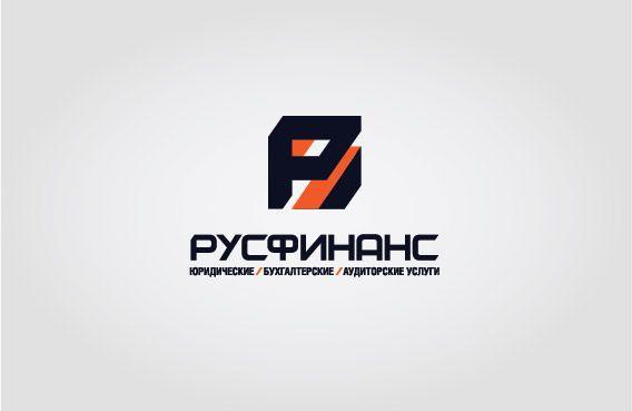 Логотип для Русфинанс - дизайнер Nattan-ka