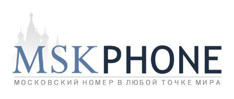 Логотип для MSKPHONE - дизайнер ids