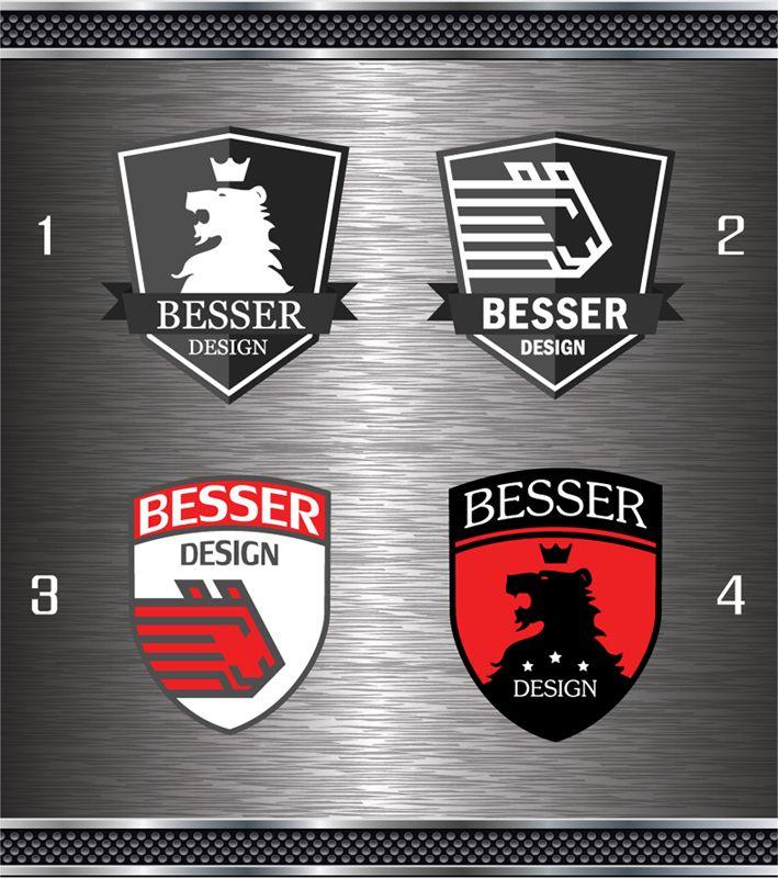 Логотип для тюнинг-ателье BESSER - дизайнер nyur_ok