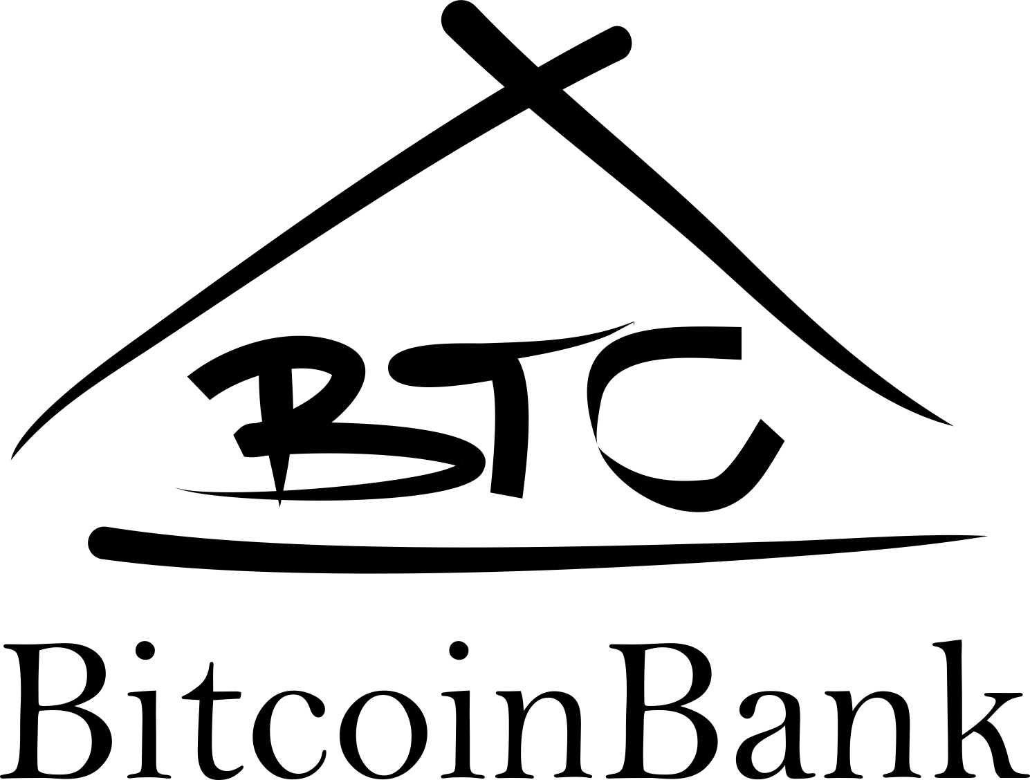 BitcoinBank - Логотип - дизайнер 1mpv