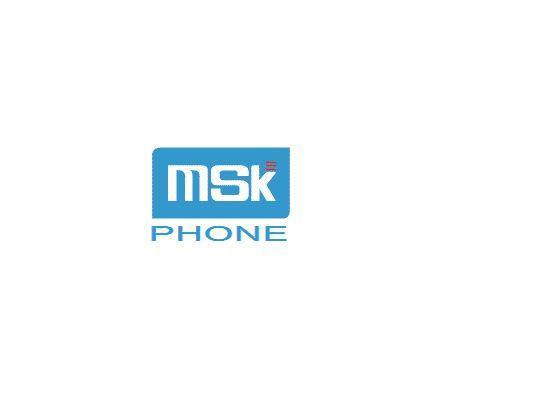 Логотип для MSKPHONE - дизайнер alisaptah